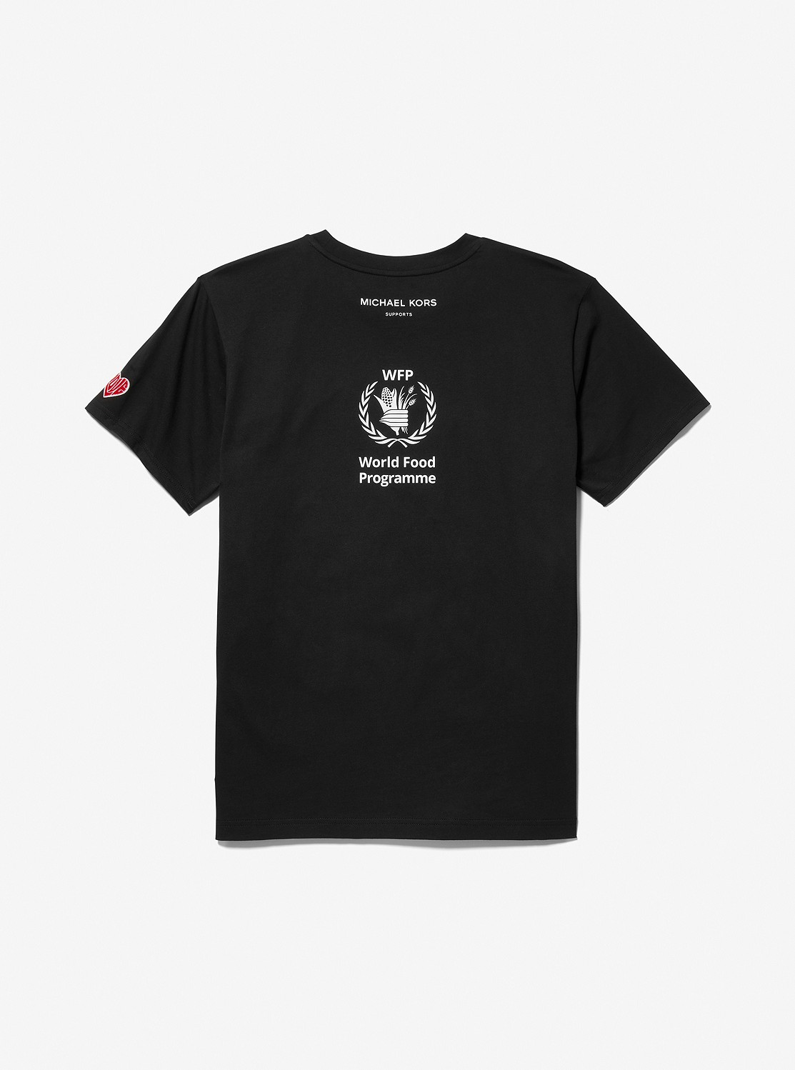 Watch Hunger Stop 2021 LOVE Tシャツ - チャリティ