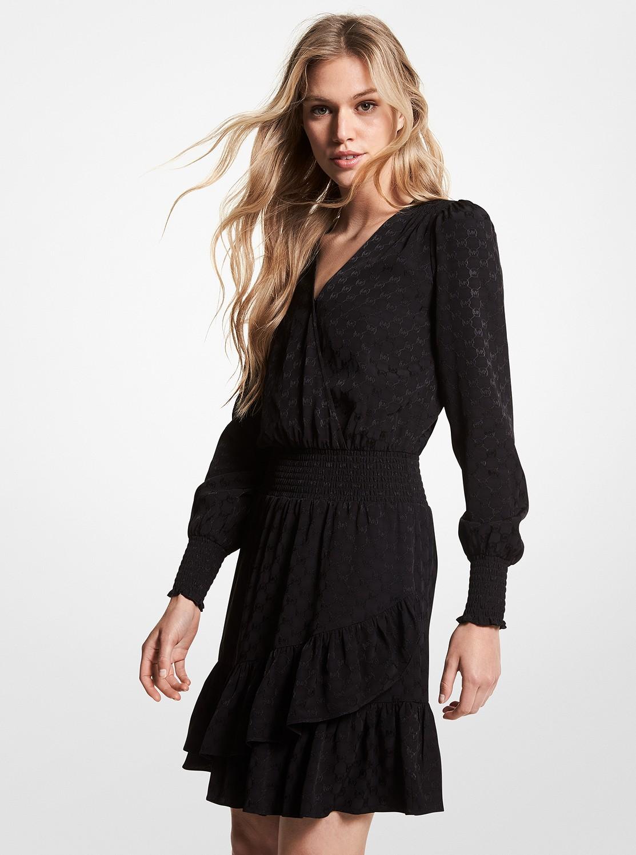 ジュリア MKロゴ ドレス