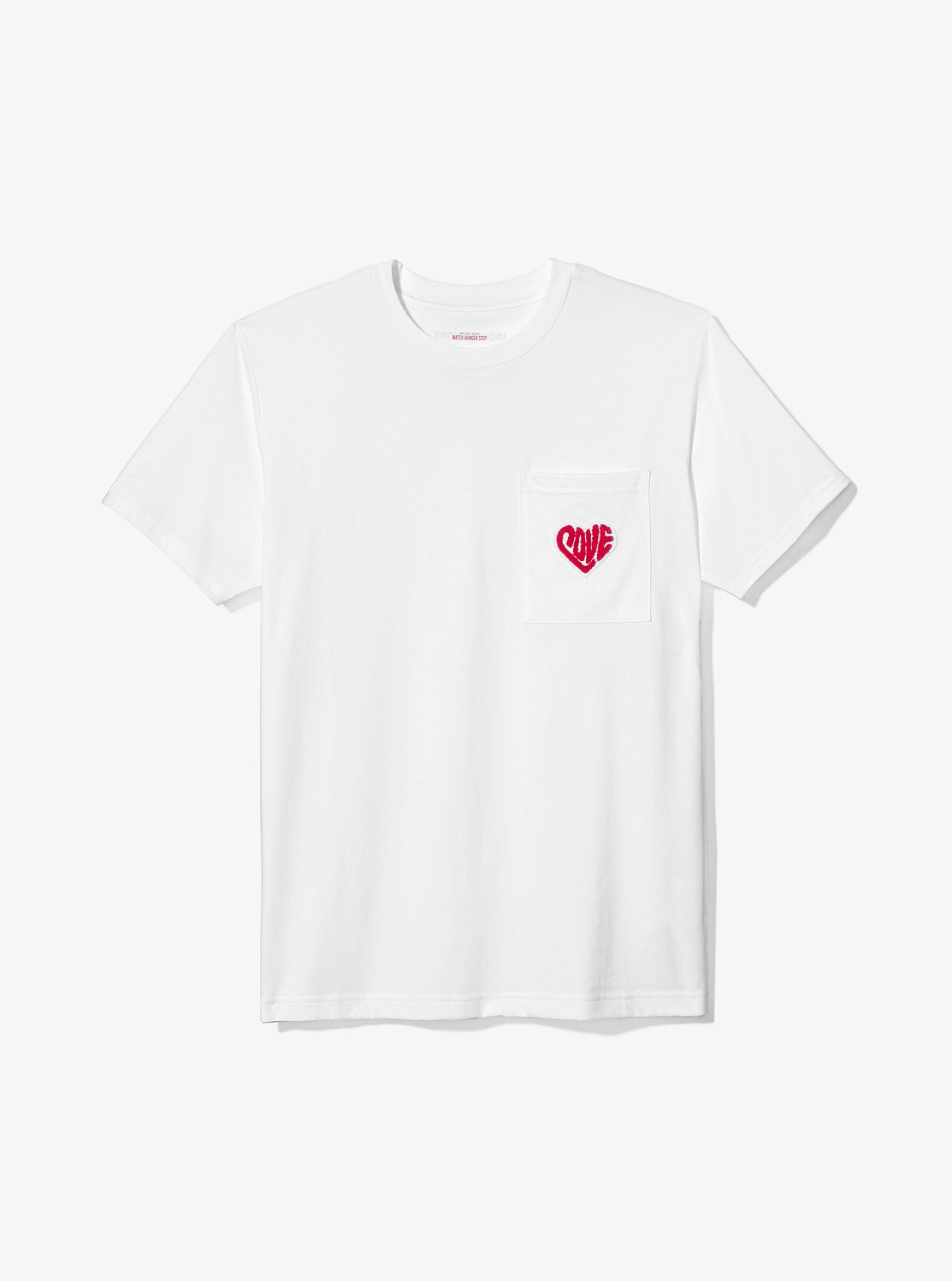 Watch Hunger Stop 2020 LOVE Tシャツ - チャリティ