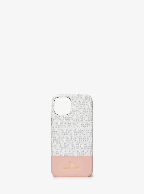 スリム フォンケース カラーブロック - iPhone 12(6.1インチ)