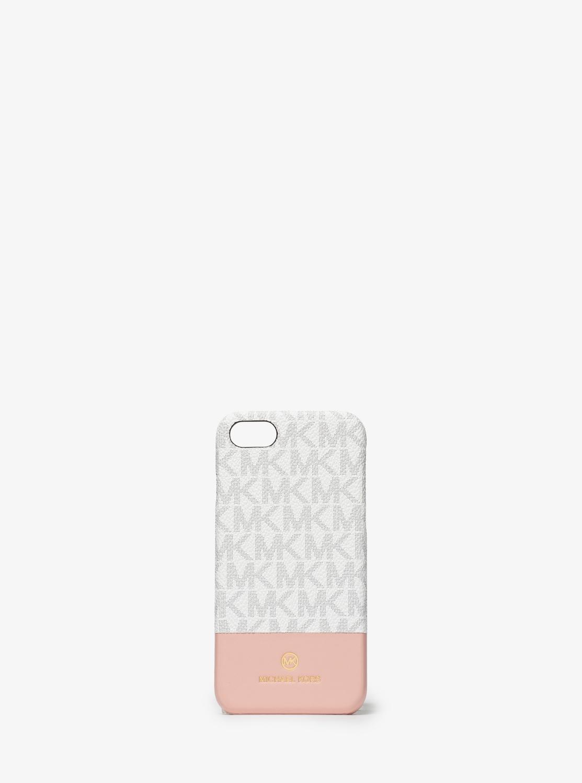 スリム フォンケース カラーブロック - iPhone SE