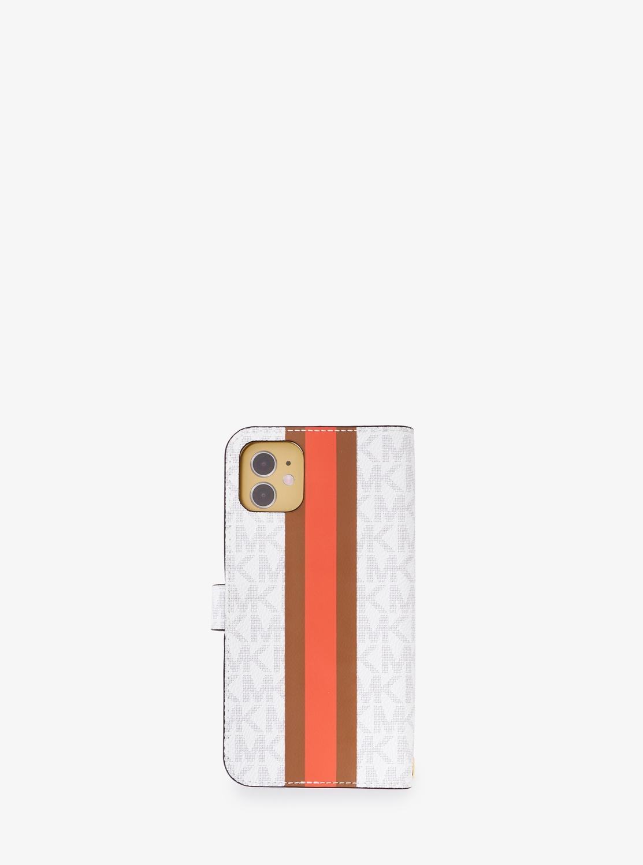 JET SET CHARM フォリオ フォンカバー - iPhone 11