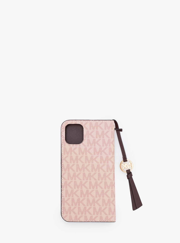 JET SET TRAVEL FOLIO フォンカバー O - iPhone 11