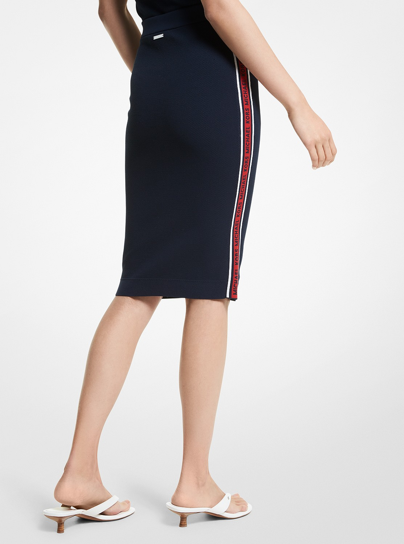 MKロゴテープ スカート