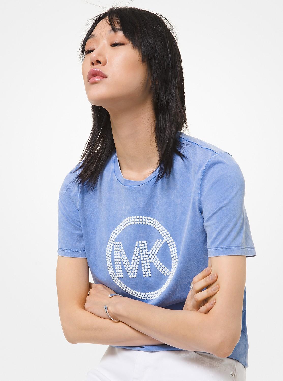 MK ラッカースタッズ Tシャツ