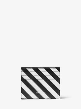 スモール ストライプ カードケース