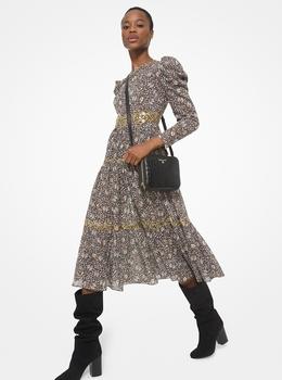 ガーデン エンブロイダリー ドレス